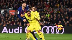 Piqué leitete den Sieg des FC Barcelona ein