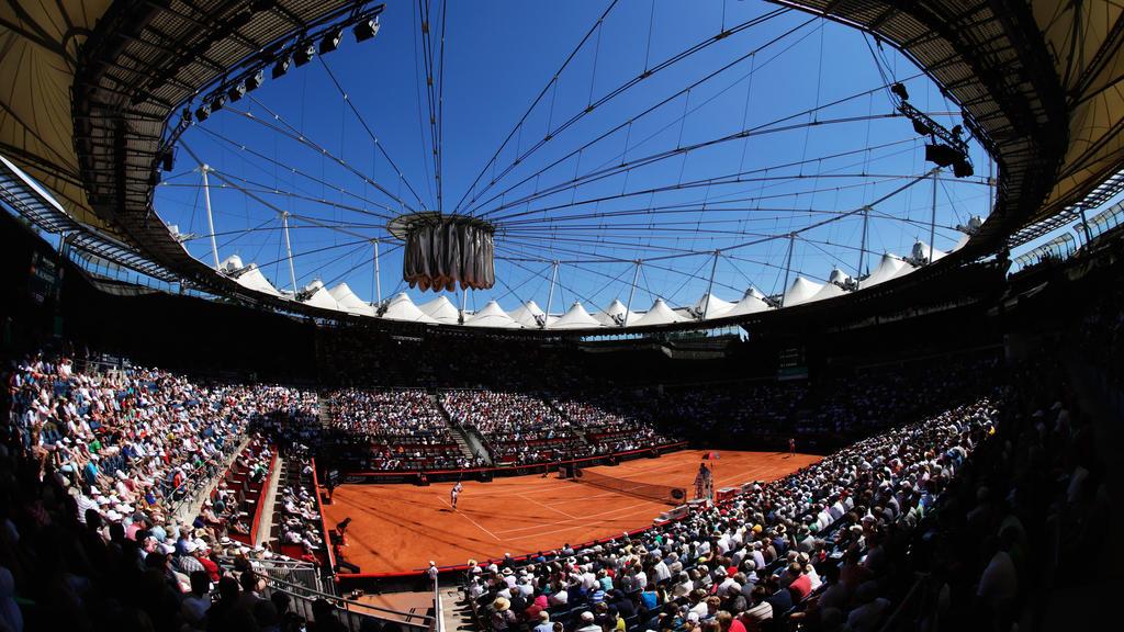Rothenbaum-Turnier bleibt langfristig in Hamburg
