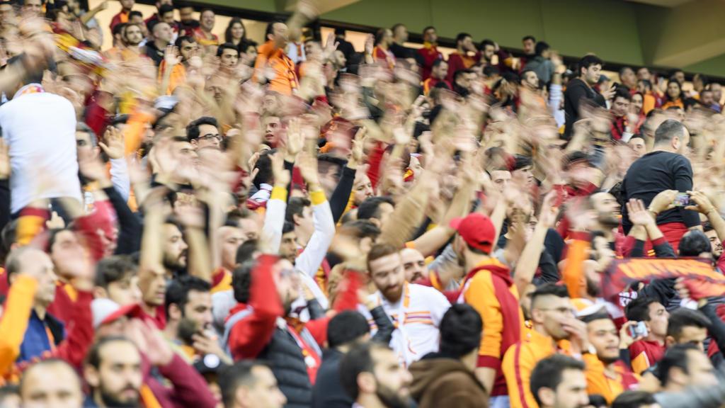 Galatasaray-Fans haben sich daneben benommen