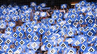 Böse Überraschung gab es für die HSV-Fans beim Öffnen des Adventskalenders