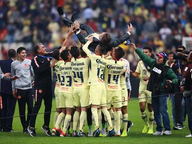 El América se proclamó campeón del Apertura hace unas semanas. (Foto: Imago)