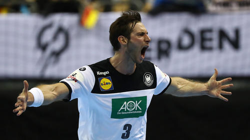 Uwe Gensheimer überzeugte bei der Handball-WM