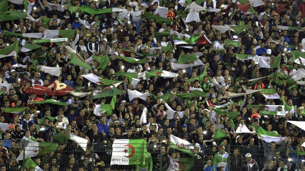 In Algerien tobt im Fußball die Gewalt