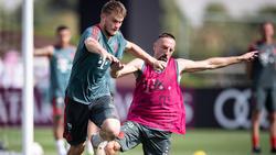 Lars Lukas Mai vor Abgang vom FC Bayern?