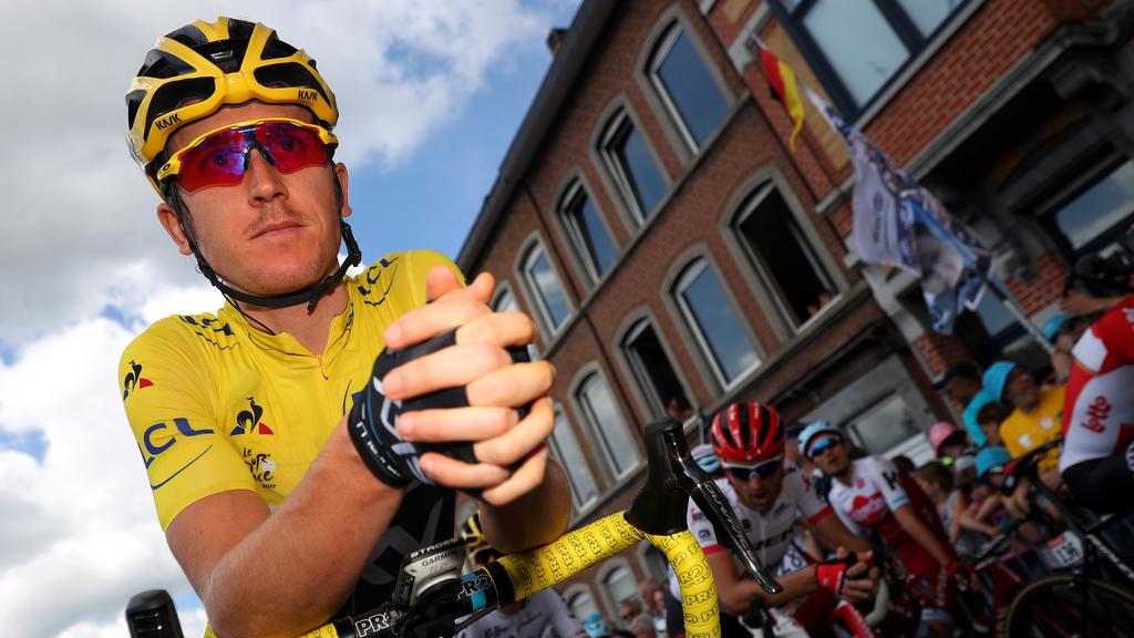 Geraint Thomas will die Tour de France erneut gewinnen