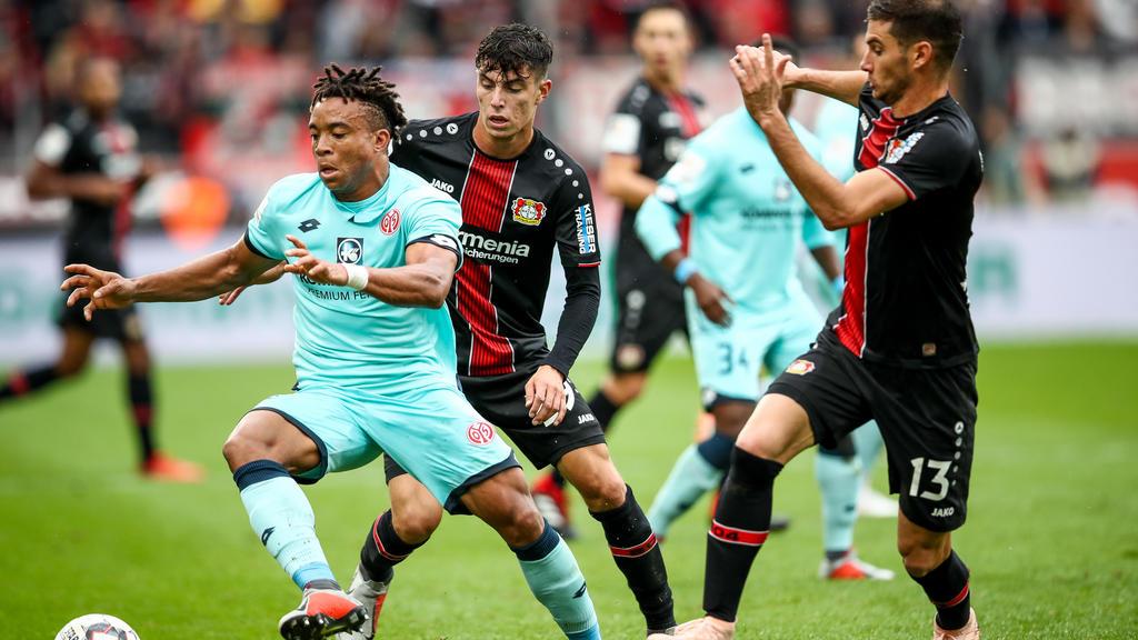 Bayer Leverkusen Bei Mainz 05 Live Ticker Tv Live Stream Und