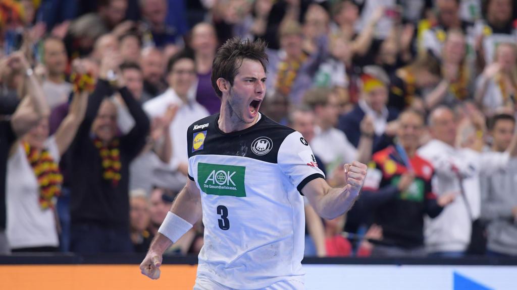 Uwe Gensheimer spielt ab dem Sommer wieder bei den Rhein-Neckar Löwen