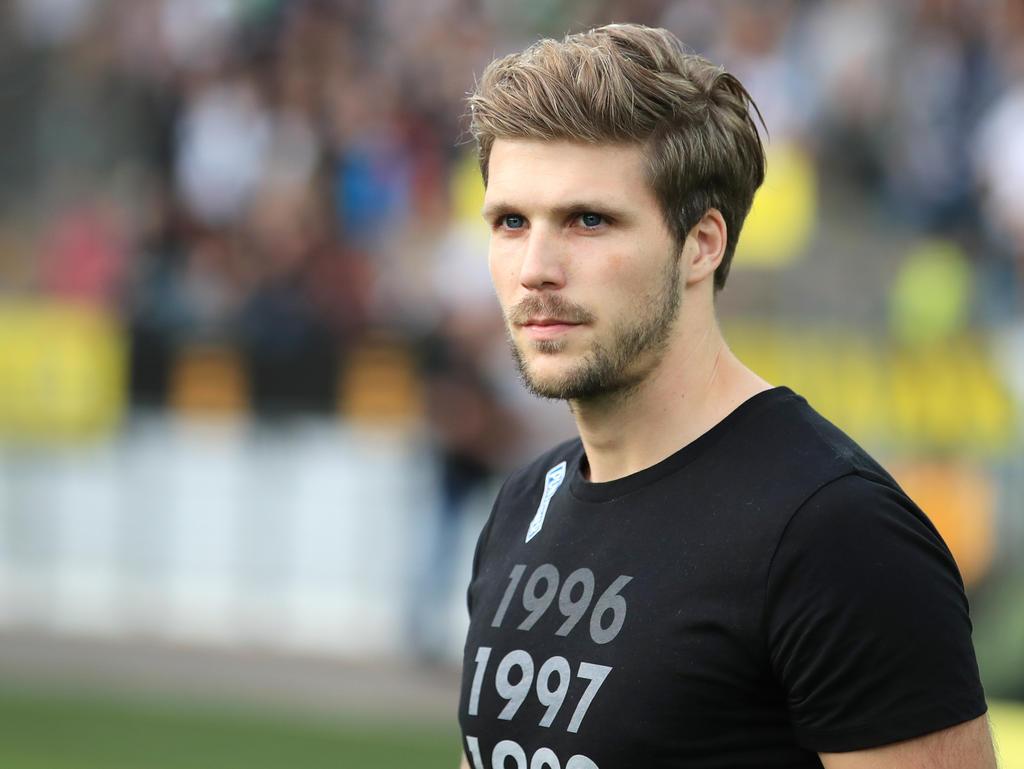 Philipp Zulechner hat bei Erzgebirge Aue unterschrieben