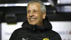 """BVB-Trainer Lucien Favre """"auf einer Stufe mit Pep Guardiola""""?"""
