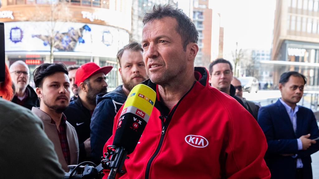 Lothar Matthäus hat eine klare Meinung zum FC Bayern