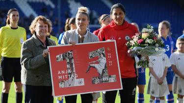 Nach 17 Jahren Leistungssport sucht Anja Mittag neue Herausforderungen