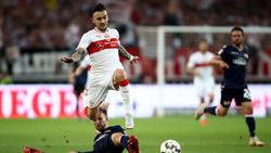 Anastasios Donis wird den VfB Stuttgart wohl nicht in die 2. Liga begleiten