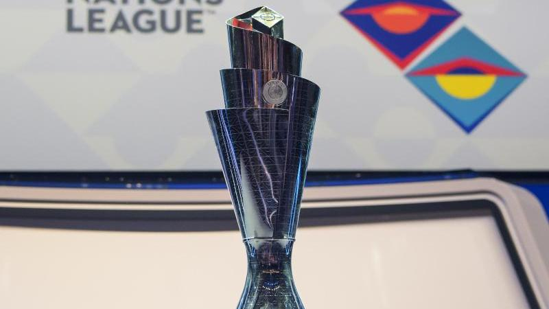 Das Objekt der Begierde: der Nations-League-Pokal