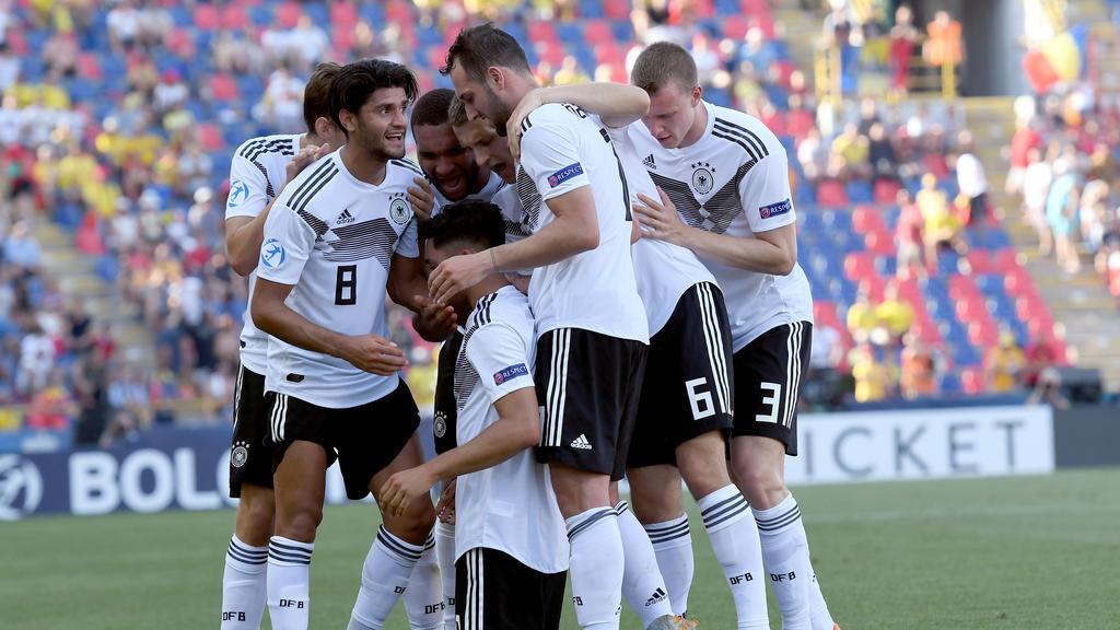 Die deutsche U21-Auswahl steht im EM-Finale