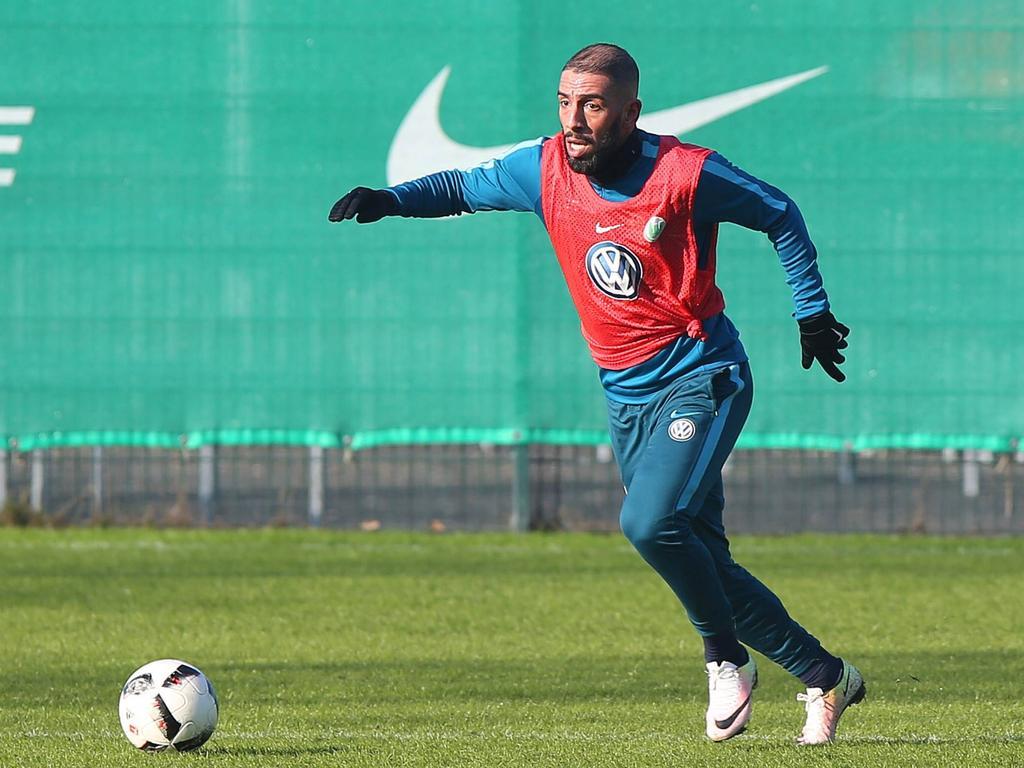 Ashkan Dejagah konnte in Wolfsburg bisher nur trainieren