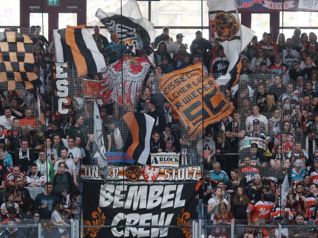 Sperre für Stadionsprecher der Löwen Frankfurt