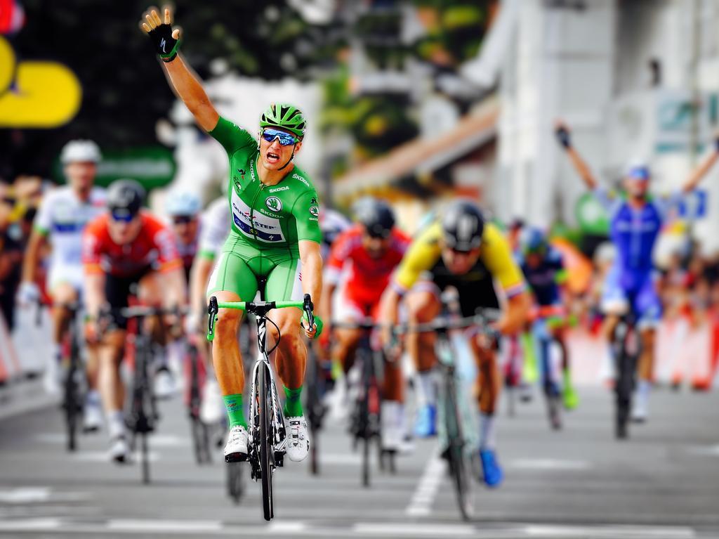 Marcel Kittel ist der erfolgreichste deutsche Tour-Sprinter aller Zeiten