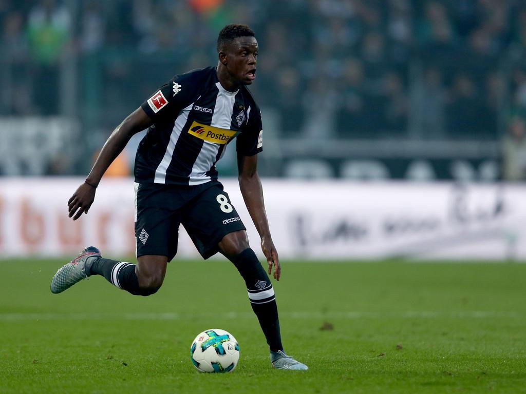 Denis Zakaria hat seinen Stammplatz bei der Borussia schon so gut wie sicher