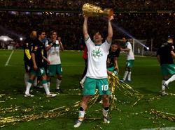 """Diego und die """"guten alten Zeiten"""" mit Werder Bremen"""