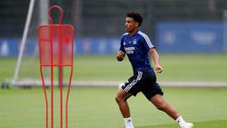 Für Xavier Amaechi ist der Wechsel zum HSV der richtige Schritt