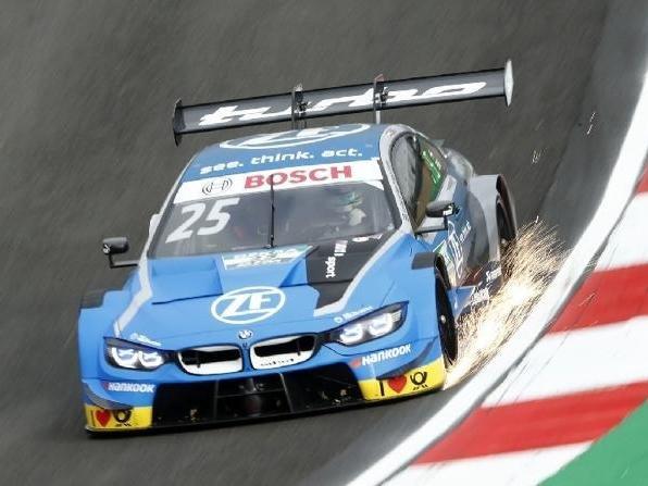 Philipp Eng fuhr am Sonntag im Rennen einen überraschend starken ersten Stint