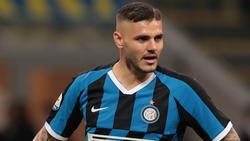 Mauro Icardi stürmt künftig für PSG