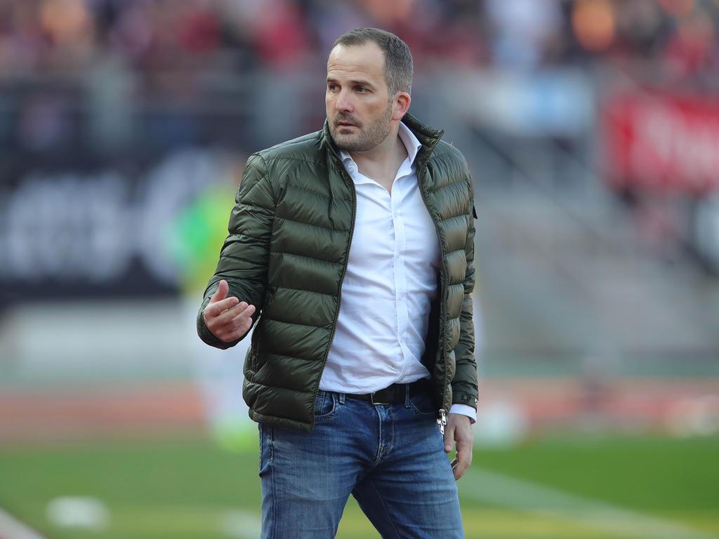 Ex-FCA-Trainer Manuel Baum ist nicht nachtragend
