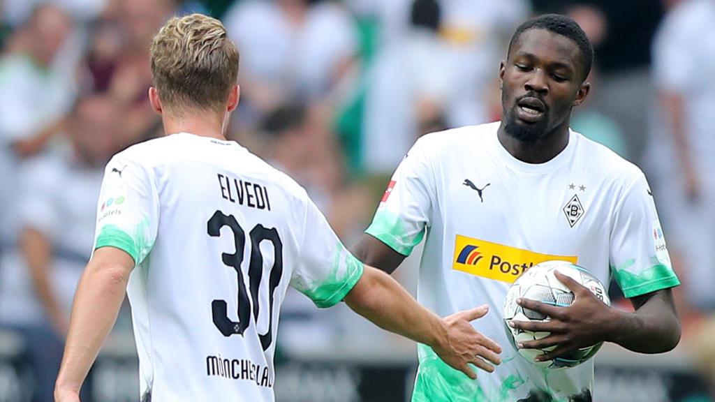 Calendrier Bundesliga 2.Bundesliga Acutalites Sub Thuram Rescues Gladbach With