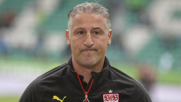 Stieg 2016 mit Stuttgart aus der Bundesliga ab: Jürgen Kramny