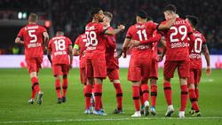 Bayer Leverkusen hält den Traum vom Achtelfinale am Leben