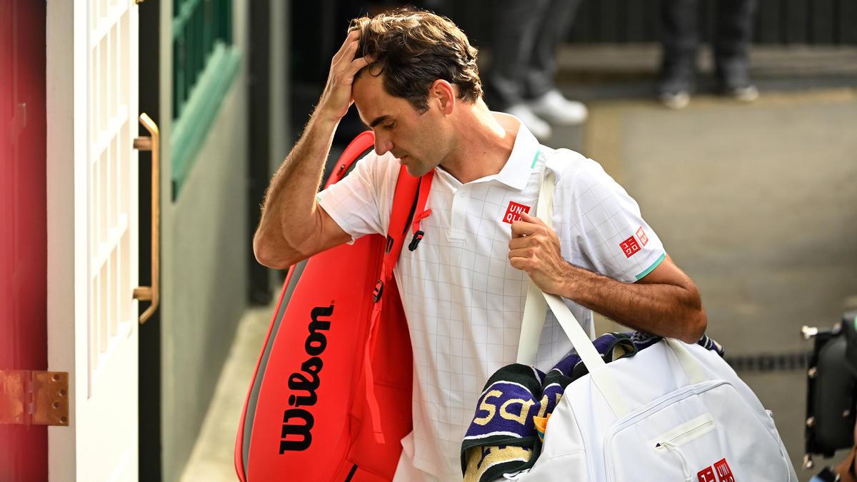 Kehrt Roger Federer noch einmal nach Wimbledon zurück?