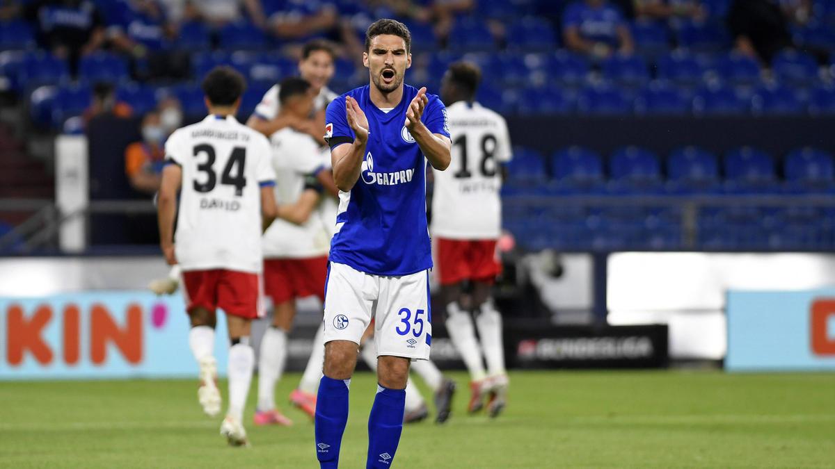 Schalke verliert gegen den HSV