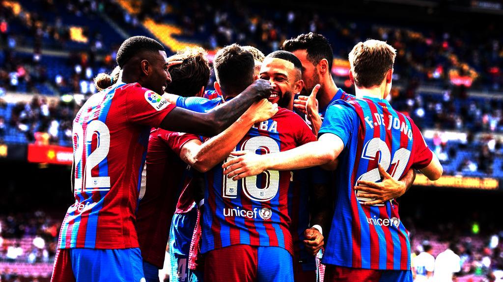 Dem FC Barcelona gelang trotz der Turbulenzen ein ordentlicher Saisonstart