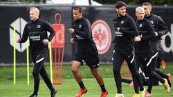 Eintracht Frankfurt will zurück in die Erfolgsspur