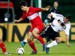 Deutsche U19 verliert gegen die Türkei