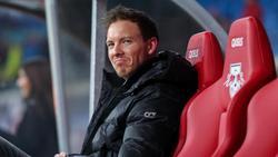Hat seinen Spielern ein Schlaf-Seminar verordnet: Leipzigs Trainer Julian Nagelsmann