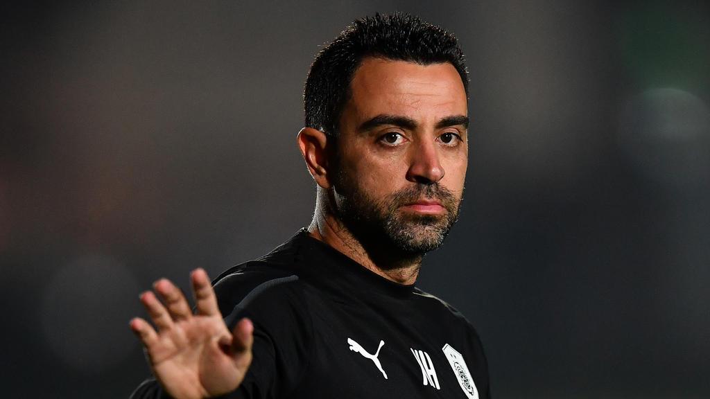 Fühlt sich noch nicht bereit für den Trainerposten beim FCBarcelona: Xavi