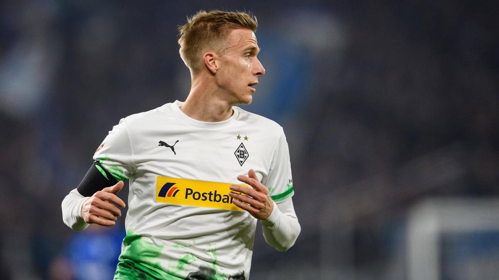 Oscar Wendt würde seinen Vertrag bei Gladbach gerne verlängern