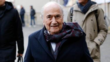 Sepp Blatters Zeugenaussage im Sommermärchen-Prozess wird verschoben