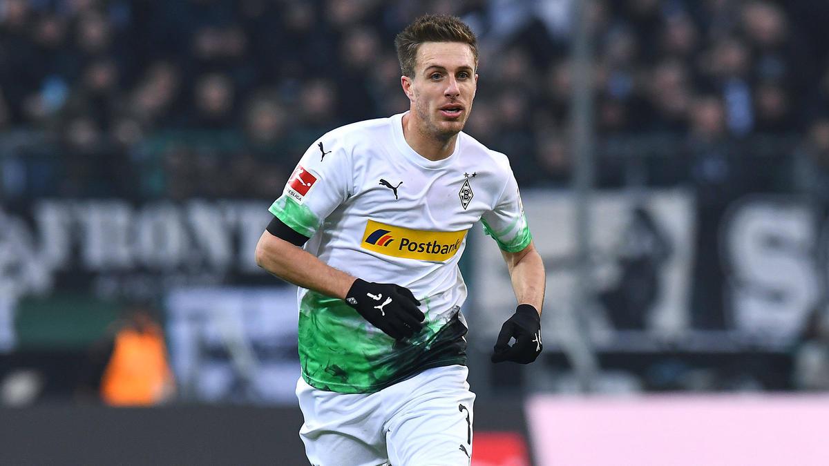 Patrick Herrmann ist Publikumsliebling bei Borussia Mönchengladbach