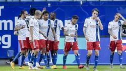 Der Hamburger SV muss um die Rückkehr in die 1. Bundesliga bangen