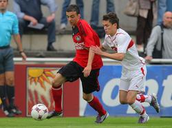 Stuttgart verliert erstes Halbfinale