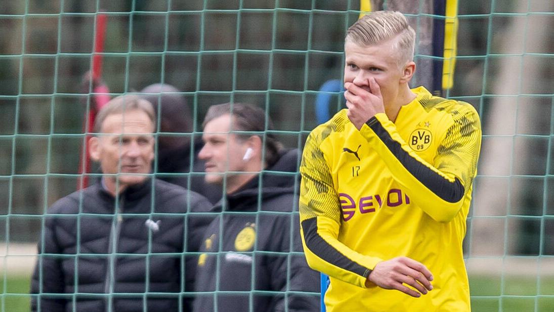 War der Matchwinner gegen Gladbach: BVB-Stürmer Erling Haaland