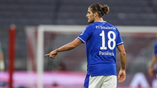 Wechselte von Eintracht Frankfurt zum FC Schalke 04: Goncalo Paciência