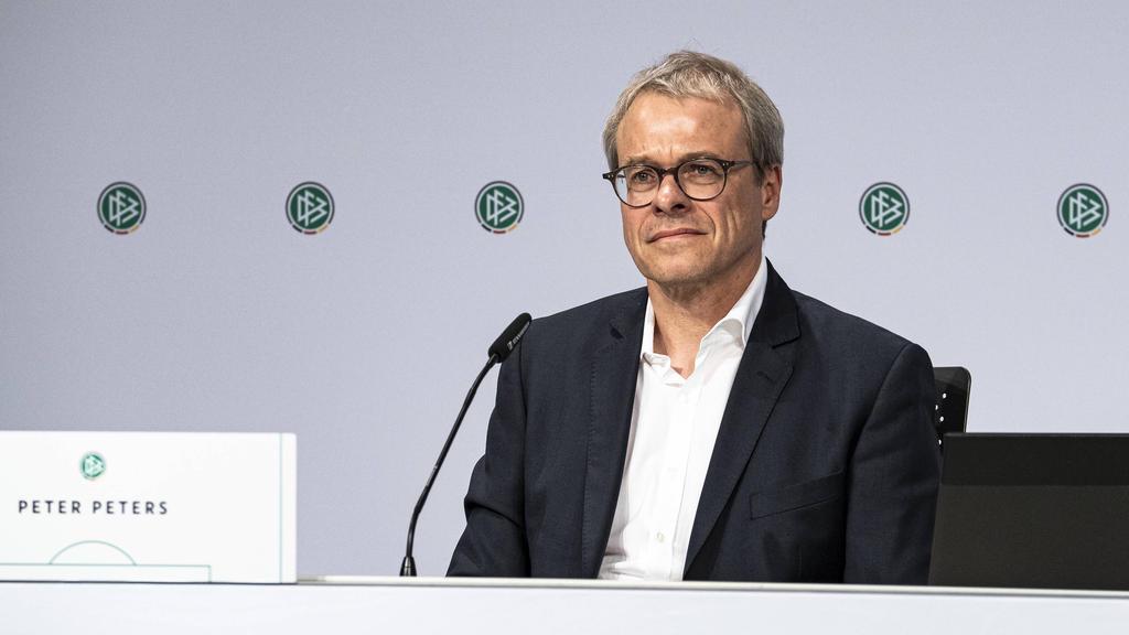 DFB-Vizepräsident Peters findet eine
