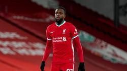 Divock Origi steht beim FC Liverpool unter Vertrag