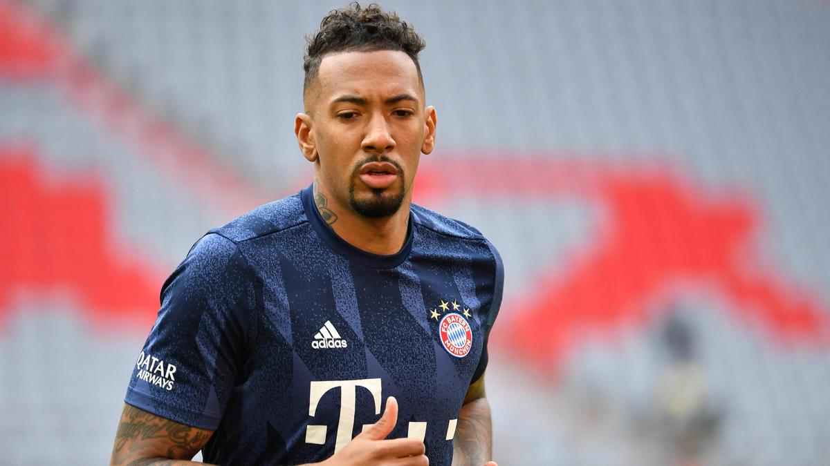 Wird den FC Bayern München zum Saisonende verlassen: Jérôme Boateng