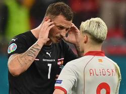 Marko Arnautović stellte sein Verhalten klar