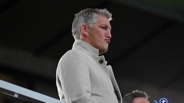 Bastian Schweinsteiger hat eine EM-Startformation des DFB-Teams gepostet