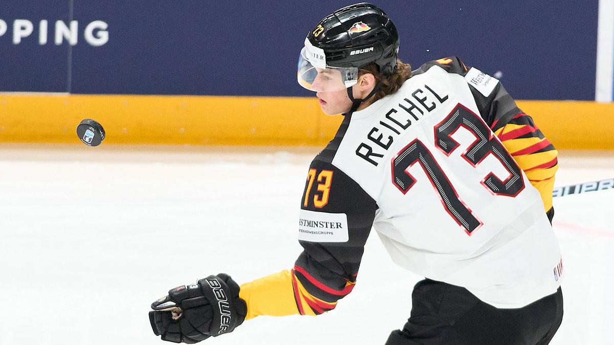 Lukas Reichel wird wohl einen NHL-Vertrag unterschreiben